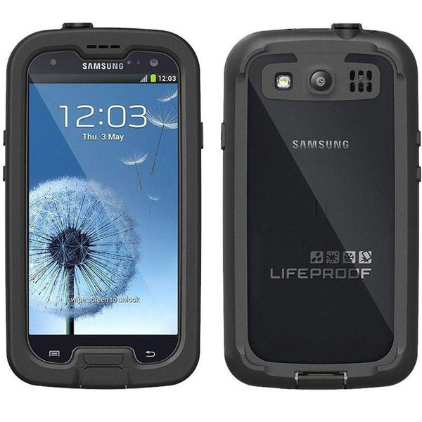 BUY LIFEPROOF FRE WATERPROOF CASE FOR GALAXY S3 -BLACK/CLEAR AUSTRALIA