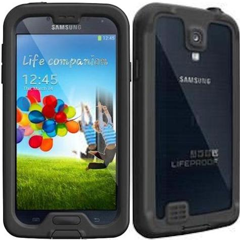 place to buy online LIFEPROOF FRE WATERPROOF CASE FOR GALAXY S4 -BLACK/CLEAR australia Australia Stock
