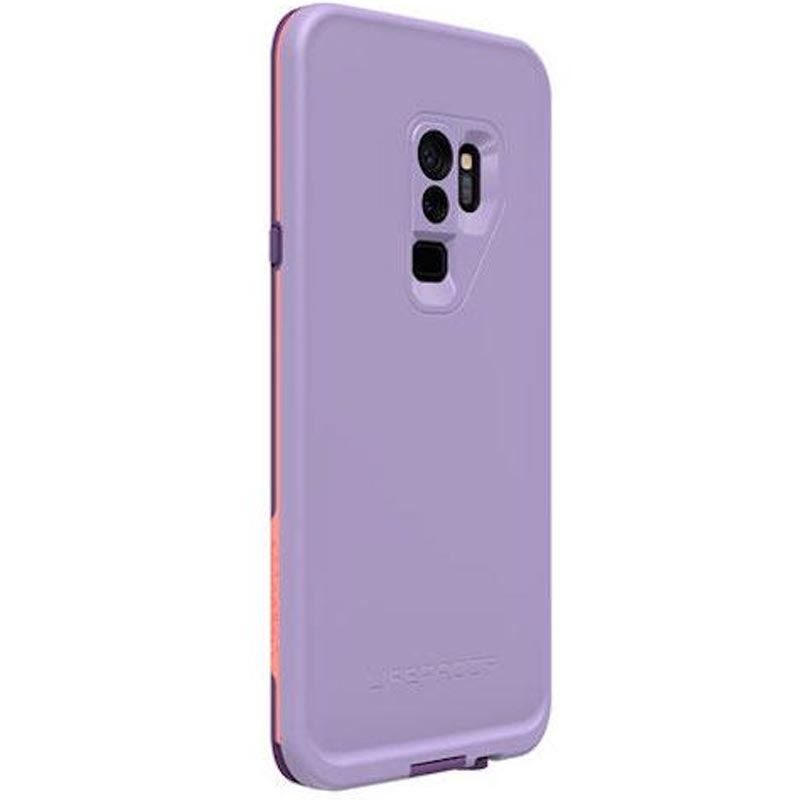 back side view of fre waterproof case for Samsung galaxy s9 plus from lifeproof australia Australia Stock