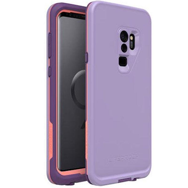 lifeproof fre waterproof case for galaxy s9 plus chakra purple colour