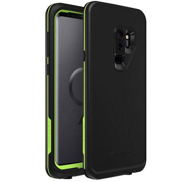 Fre Waterproof Case For Samsung Galaxy S9 Plus black colour