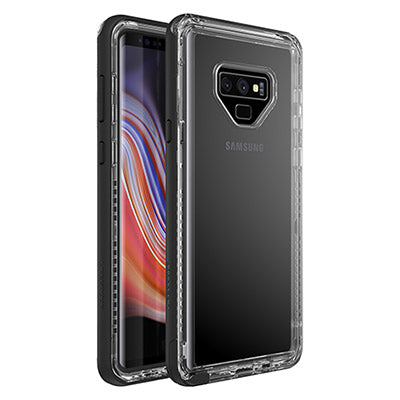 black clear case for samsung galaxy note 9 from lifeproof australia