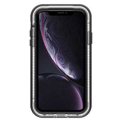 pretty nice 72d6c c4aab LIFEPROOF NEXT SERIES RUGGED CASE FOR iPHONE XR - BLACK CRYSTAL