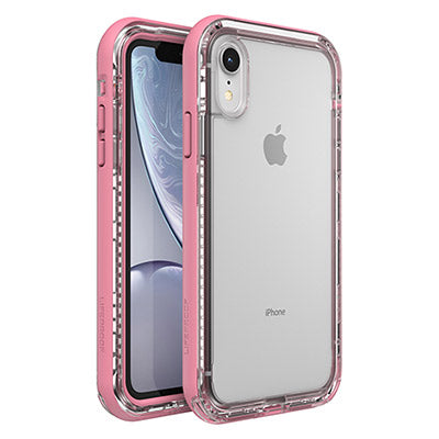 pink case for iphone xr from lifeproof
