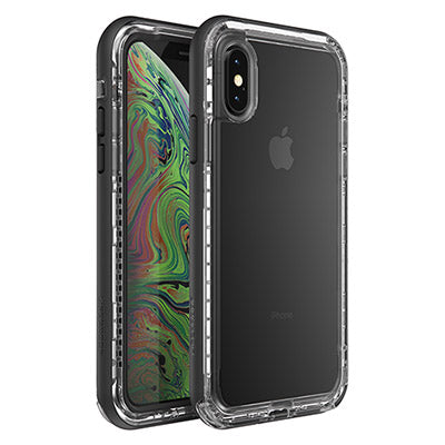 buy online black case for iphone x iphone xs from lifeproof australia