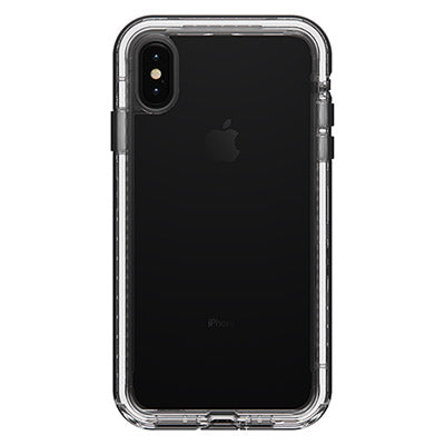 shop online black clear case for iphone xs max from lifeproof australia with afterpay payment Australia Stock