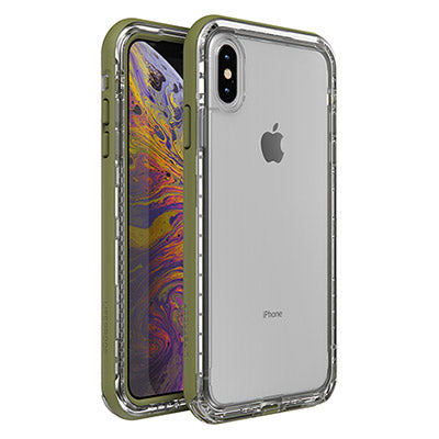 gree clear case for iphone xs max from lifeproof