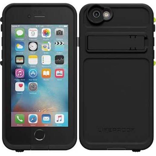 hot sale online 53c67 5d6b1 Lifeproof FRE Shot Waterproof Case for iPhone 6s/6 Black