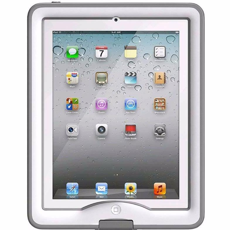 buy the one and only Lifeproof Nuud Waterproof Case for iPad 4/3/2 - White/ Grey. Free shipping Australia only AU$ 149.95 off. Australia Stock