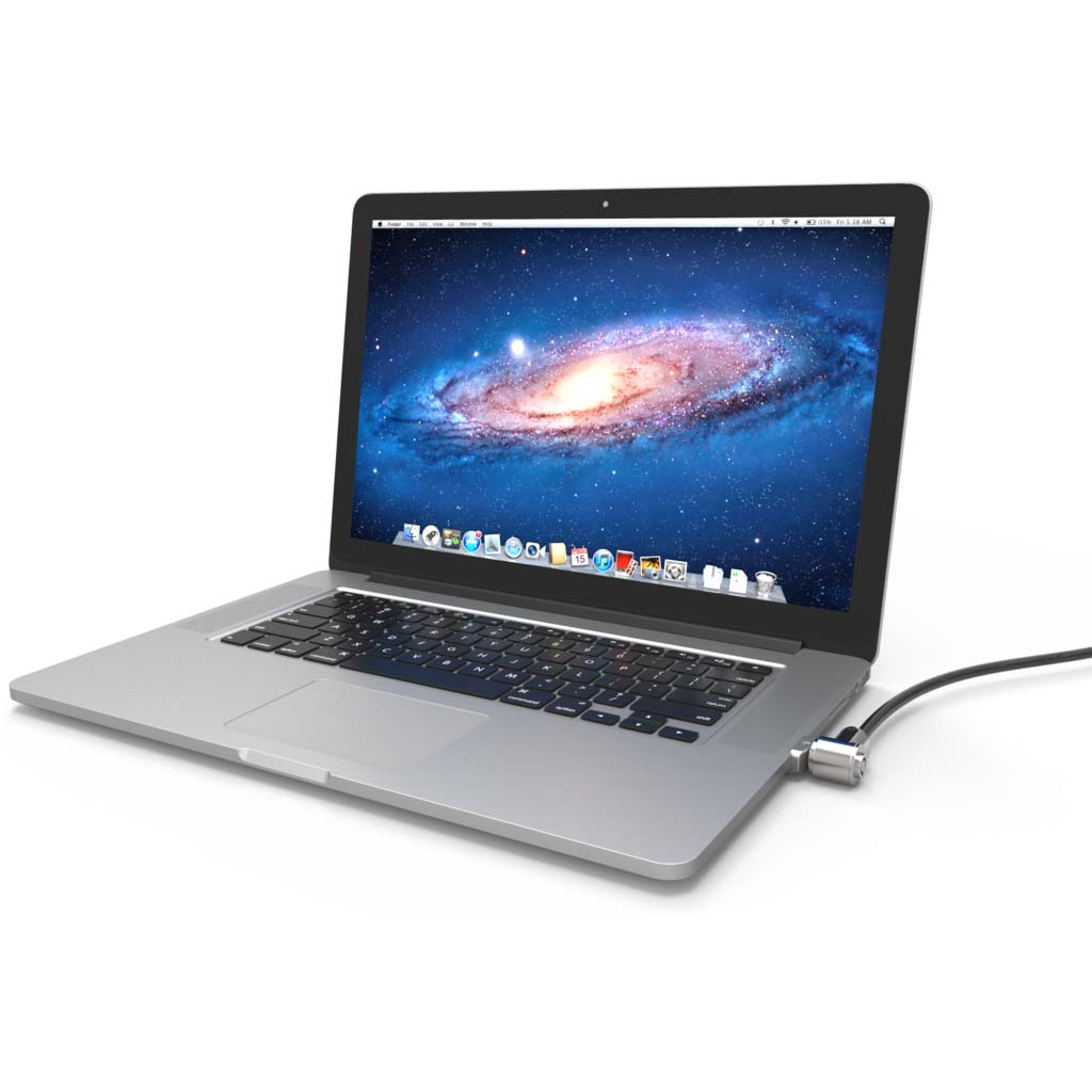 buy MACLOCKS LEDGE SECURITY LOCK FOR MACBOOK AIR 13 INCH - KEYED LOCK australia Australia Stock