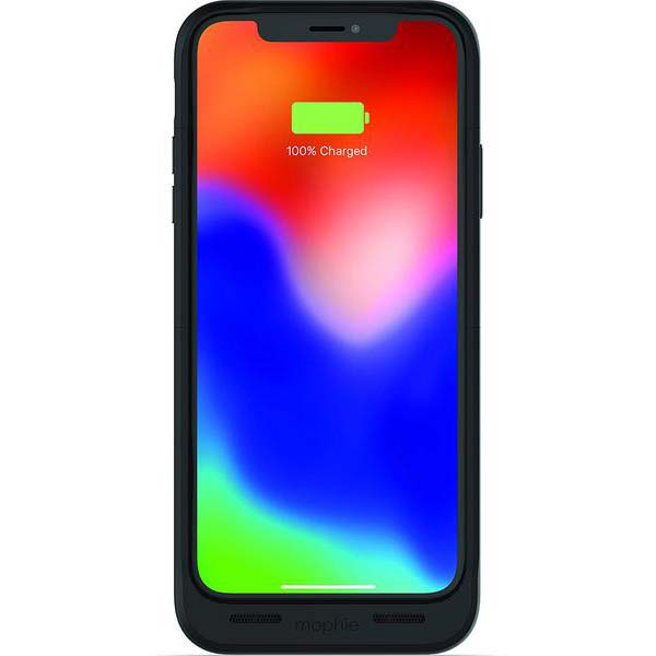 MOPHIE JUICE PACK 1720mAH BATTERY CASE FOR IPHONE XS/X - BLACK Australia Stock