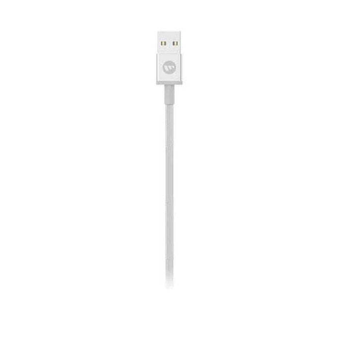 Shop Australia stock MOPHIE USB-A to USB-C Cable (3 meter) - White with free shipping online. Shop Mophie collections with afterpay Australia Stock