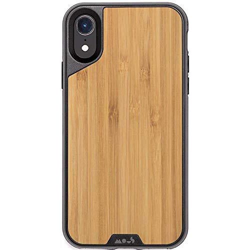 bamboo pattern case for iphone xr with military grade protection from mous