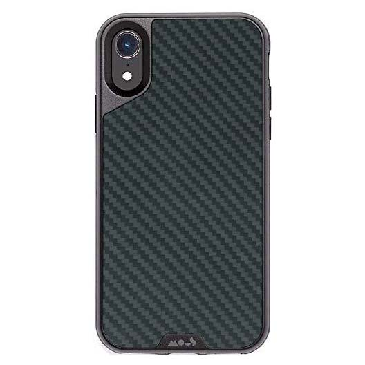 carbon fibre case for iphone xr from mous australia. buy online with afterpay payment.