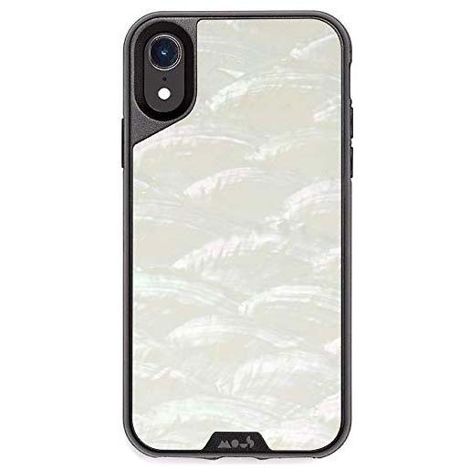 380b9cc562 MOUS LIMITLESS 2.0 AIROSHOCK PROTECTIVE CASE FOR IPHONE XR - WHITE SHELL