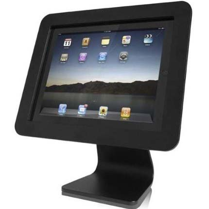 buy MacLocks iPad Security Enclosure Kiosk of iPad Air/Air 2/Pro 9.7/ iPad 2/3/4 - Black australia Australia Stock