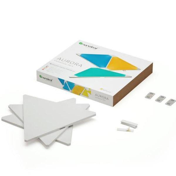 nanoleaf light panels expansion pack (3 panels) add on kit