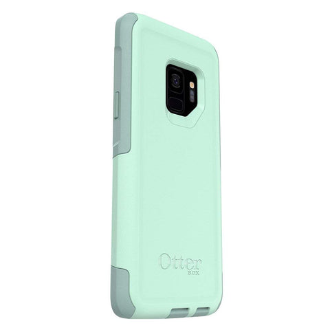 dual layer protection case green colour for samsung galaxy s9