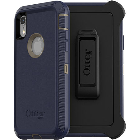 buy blue case from otterbox for iphone xr with kickstand