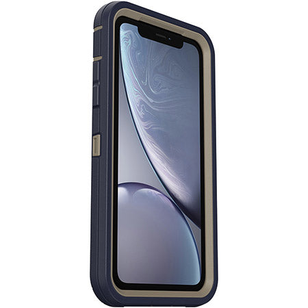 cheap for discount 33141 2d847 OTTERBOX DEFENDER SCREENLESS EDITION RUGGED CASE FOR IPHONE XR - DARK LAKE