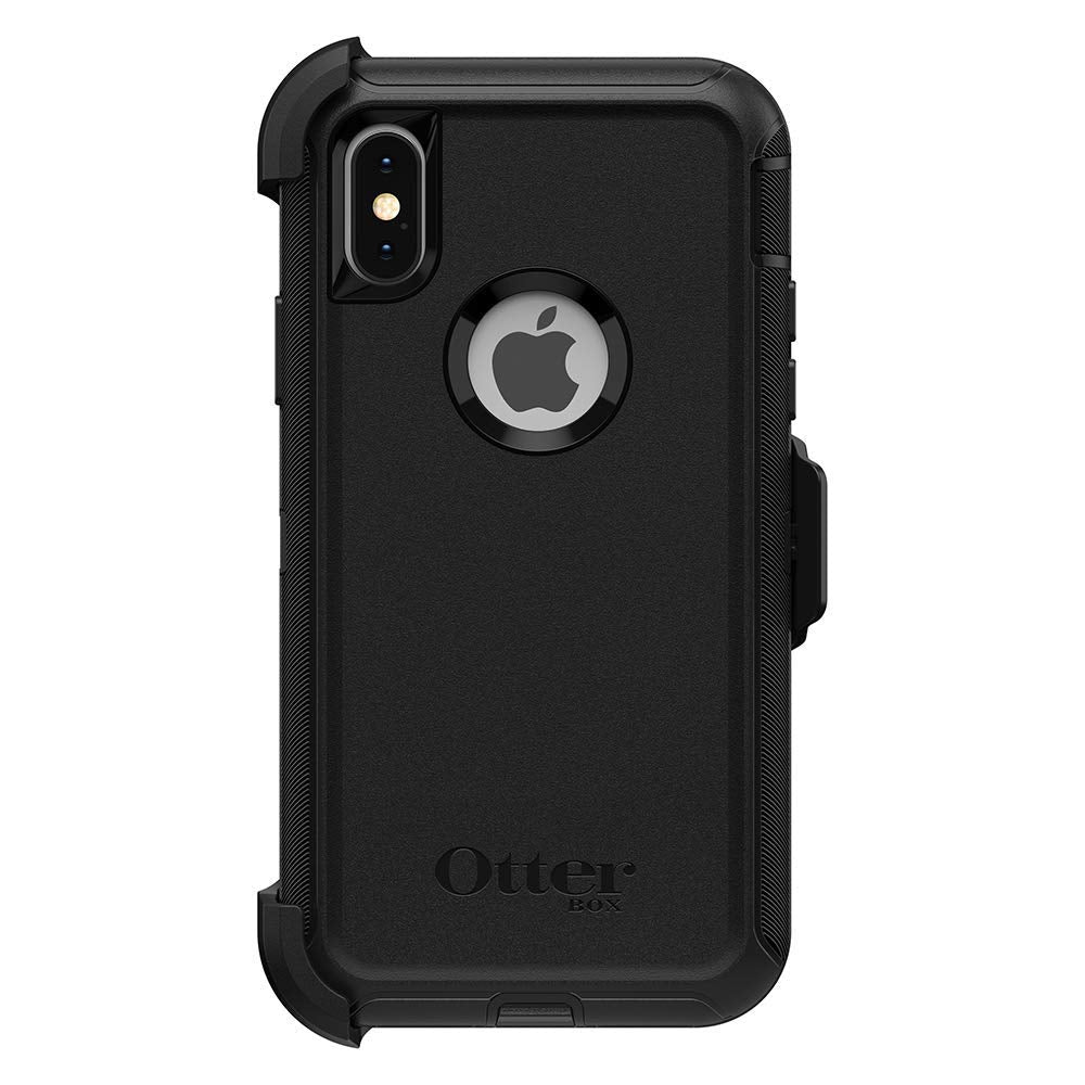 rugged case black colour from otterbox for iphone x iphone xs Australia Stock