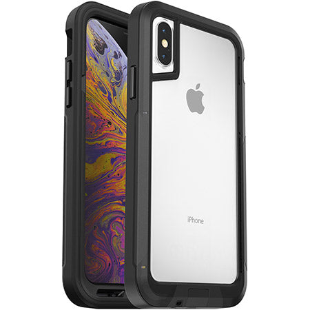 outlet store be07b 121a8 OTTERBOX PURSUIT CASE FOR IPHONE XS/X - BLACK/CLEAR