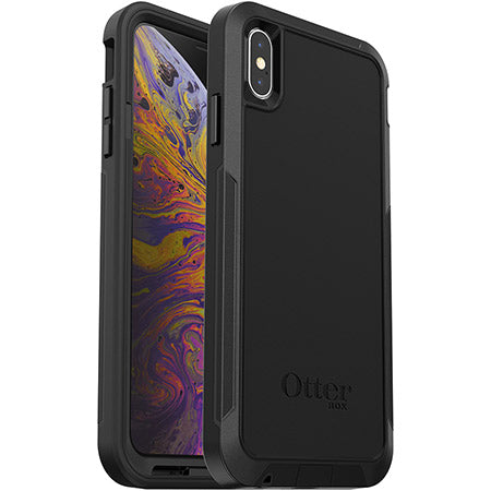 drop proof case for iphone xs max black colour from otterbox