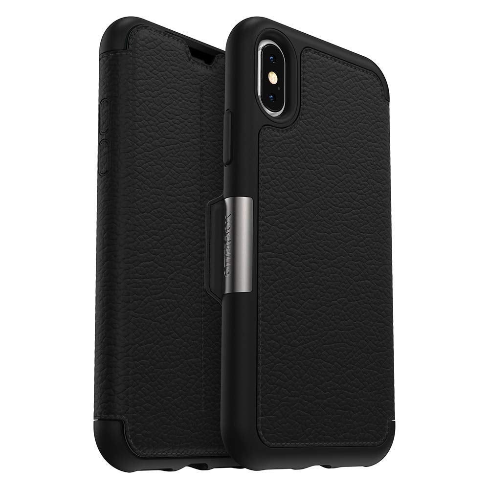 black leather case for iphone xs iphone x  Australia Stock