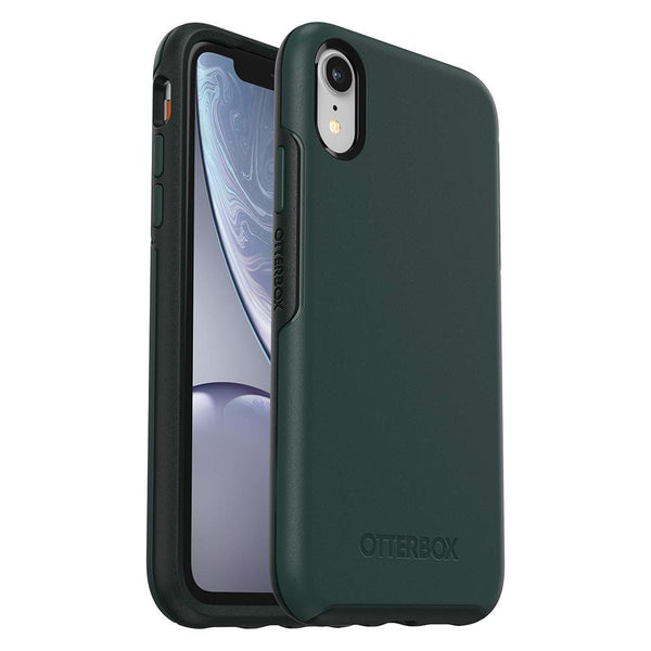 symmetry case for iphone xr green colour