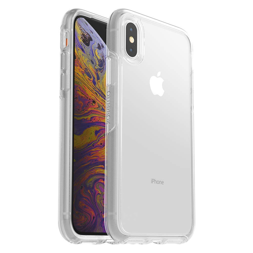 the latest 80fe1 17cfe OTTERBOX SYMMETRY SLIM STYLISH CASE FOR IPHONE XS/X - CLEAR