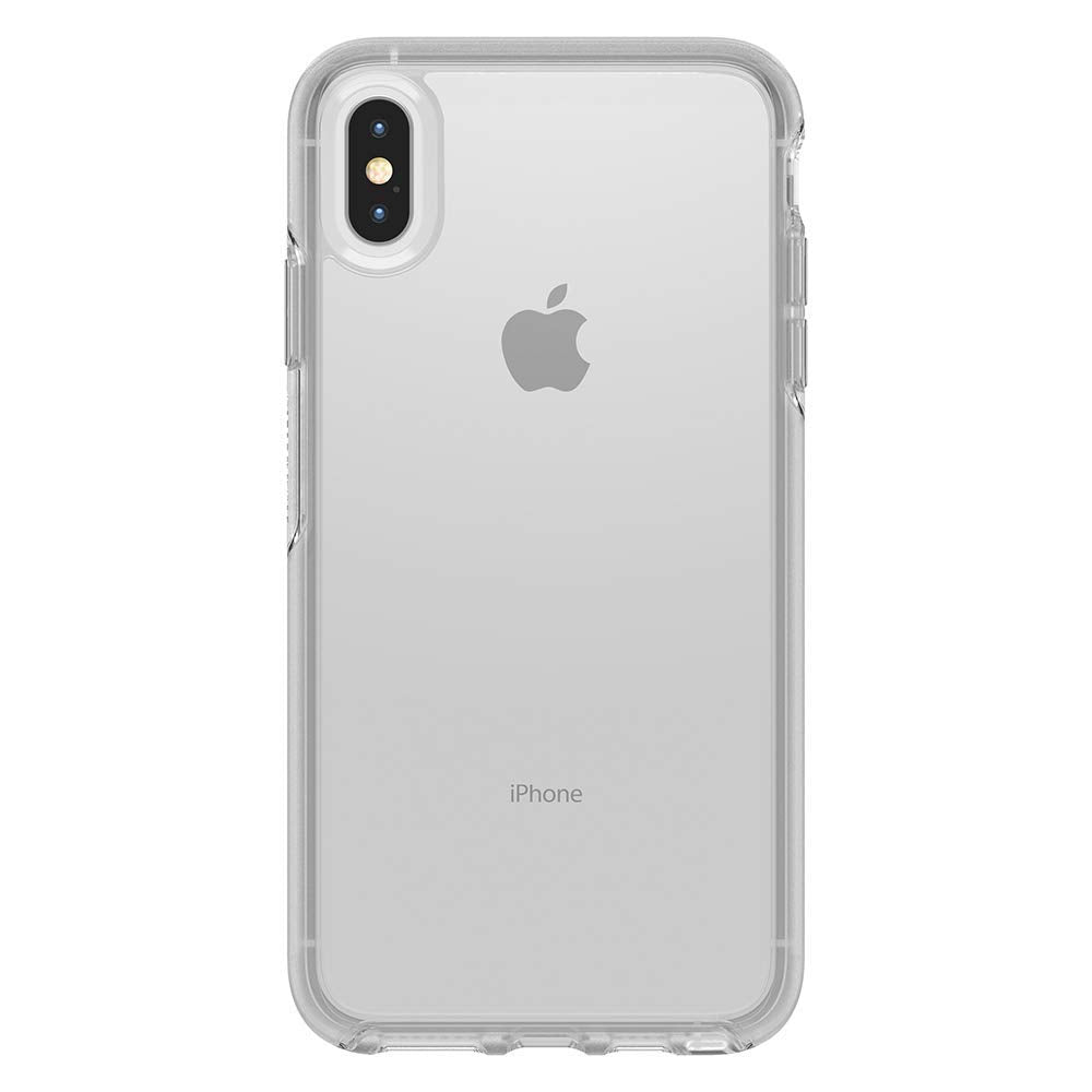 iphone xs max clear case symmetry series from otterbox australia. buy online only at syntricate and get free shipping Australia Stock