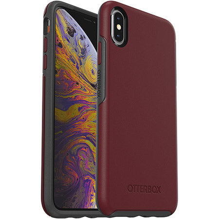 stylish case red colour for iphone xs max from otterbox