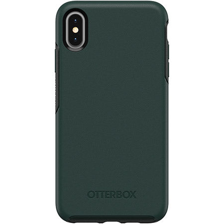 green case for iphone xs max with stylish design from otterbox. Shop online local Australia stock with free shipping