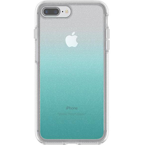OTTERBOX SYMMETRY CLEAR GRAPHICS CASE FOR iPHONE 8 PLUS/7 PLUS - ALOHA OMBRE