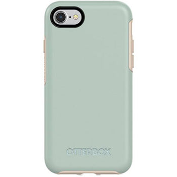 OtterBox Symmetry Sleek Stylish Case for iPhone 8/7 - Muted Waters