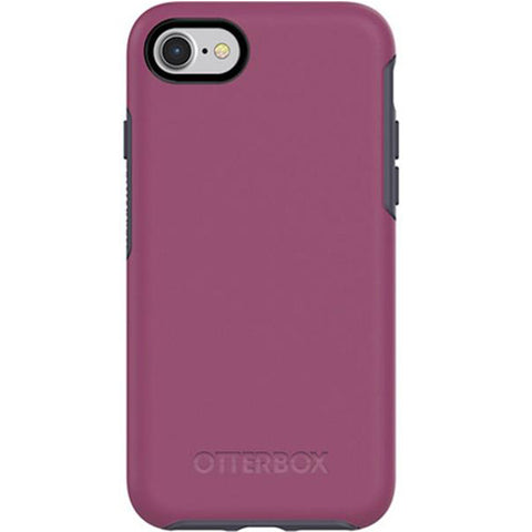 OtterBox Symmetry Sleek Stylish Case for iPhone 8/7 - MIX BERRY JAM