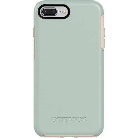 OtterBox Symmetry Sleek Stylish Case for iPhone 8 Plus/7 Plus - Muted Waters