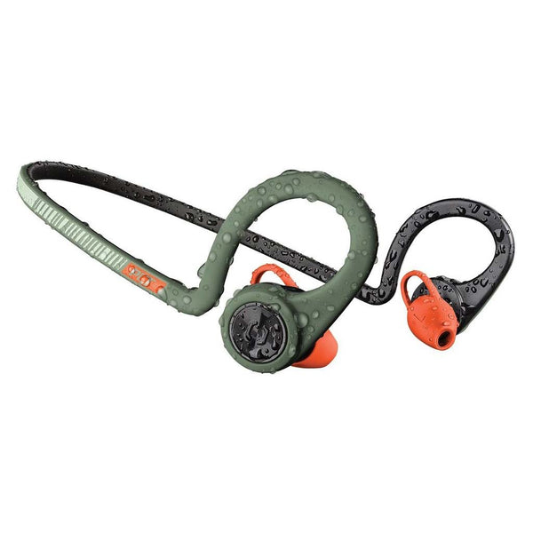 buy Plantronics BackBeat FIT Wireless Bluetooth Waterproof Headphones - Stealth Green australia