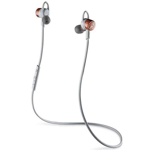 Where place to shop and buy genuine Plantronics BackBeat GO 3 Bluetooth Wireless Headphones Copper Grey. Free express shipping Australia wide only at Syntricate.
