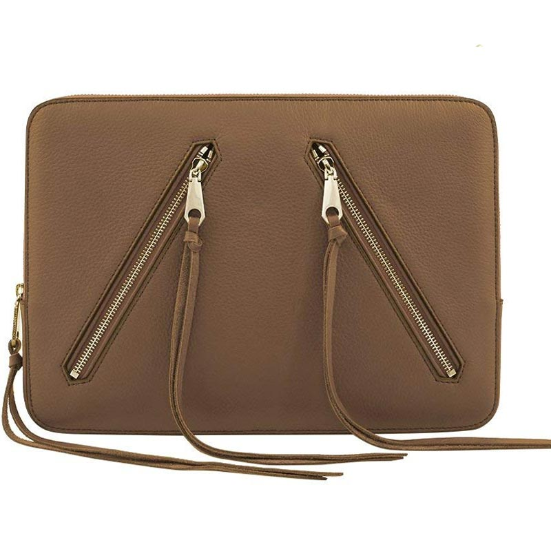 Sleeve For Macbook 13 Inch brown Australia Stock