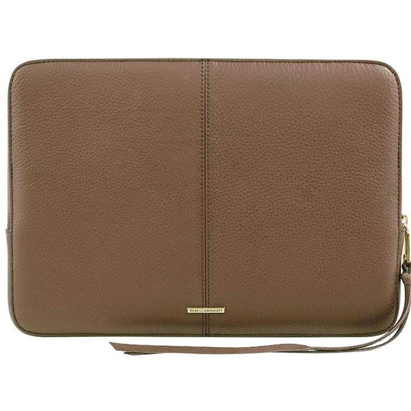 Rebecca Minkoff Moto Sleeve For Macbook 13 Inch brown Australia