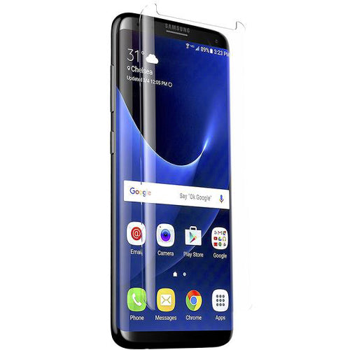 Trusted and authorized distributor to buy Zagg Invisibleshield Glass Curved Tempered Screen Protector For Galaxy S8. Official online store offer free express shipping Australia wide.