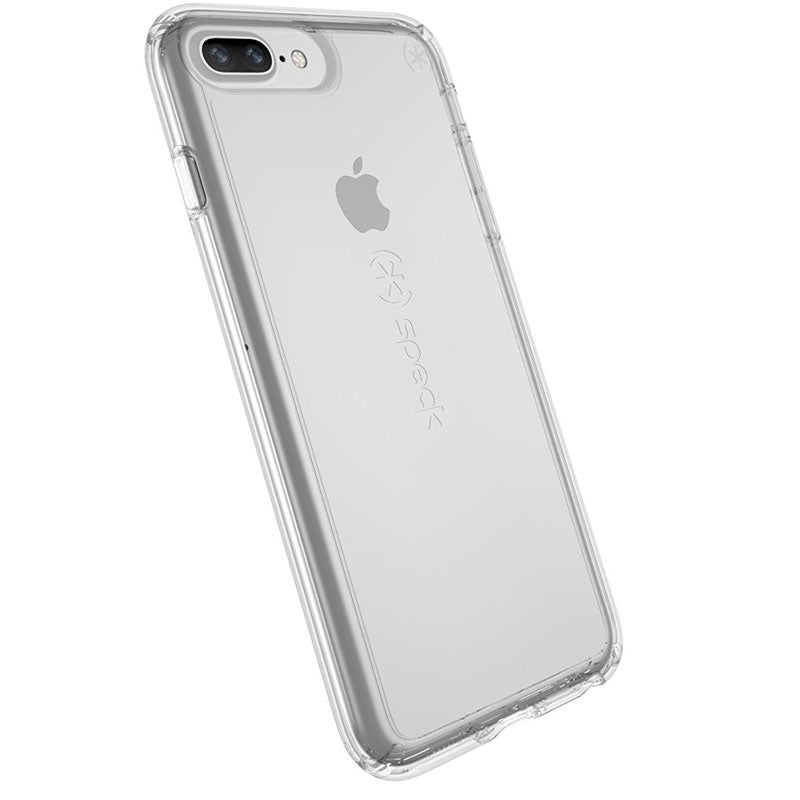 Shop Australia stock SPECK GEMSHELL CASE FOR IPHONE 8 PLUS/7 PLUS - CLEAR/ CLEAR with free shipping online. Shop Speck collections with afterpay Australia Stock