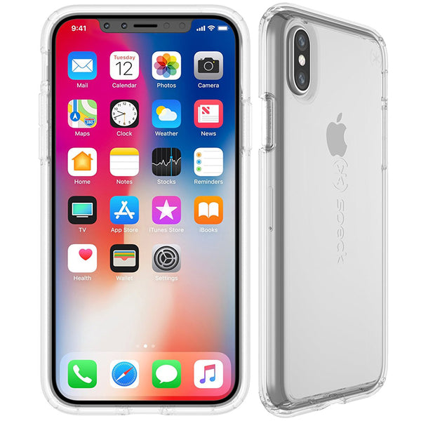 Are you looking for clear case for iPhone XS / iPhone X that's rugged and drop proof with premium quality?