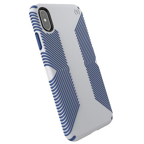 Shop Australia stock SPECK PRESIDIO GRIP IMPACTIUM CASE IPHONE XS MAX - GREY/BLUE with free shipping online. Shop Speck collections with afterpay Australia Stock