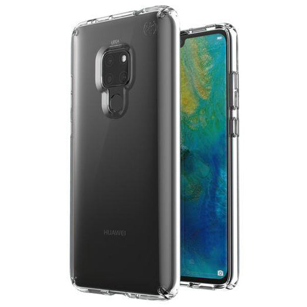 SPECK PRESIDIO STAY CLEAR CASE FOR HUAWEI MATE 20 - CLEAR