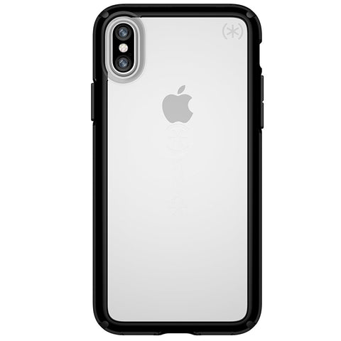 Shop Australia stock SPECK GEMSHELL CASE FOR IPHONE XS/X - CLEAR/ BLACK with free shipping online. Shop Speck collections with afterpay