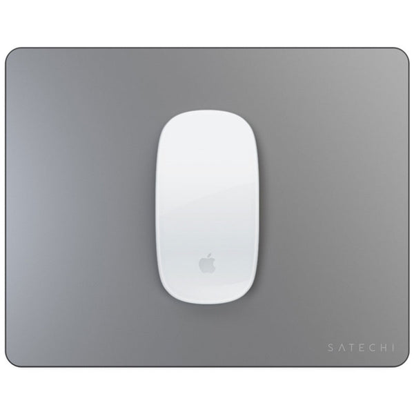 Satechi Aluminium Mouse Pad With Non-slip Rubber Base Space Grey Color