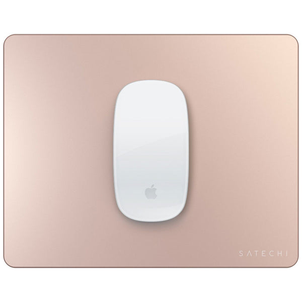Satechi Aluminium Mouse Pad With Non-slip Rubber Base Rose Gold