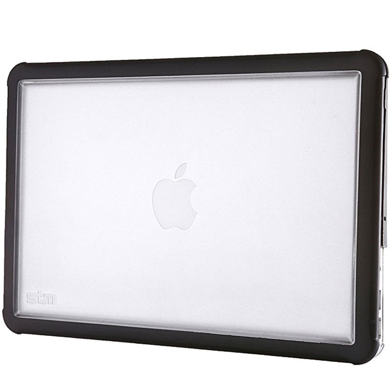 find STM-122-094M-01 STM DUX PROTECTIVE CASE FOR MACBOOK AIR 13 INCH -BLACK Colour Australia Stock